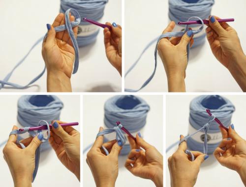 Jak zrobić pętelkę początkową na szydełku