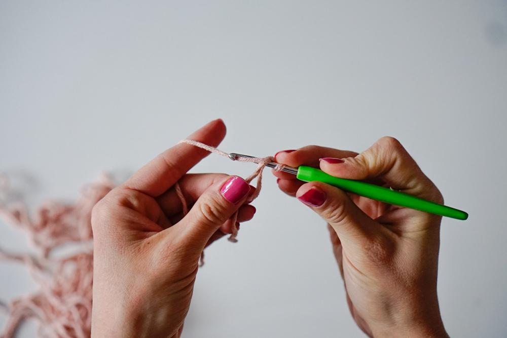 Jak zrobić magiczne kółko na szydełku