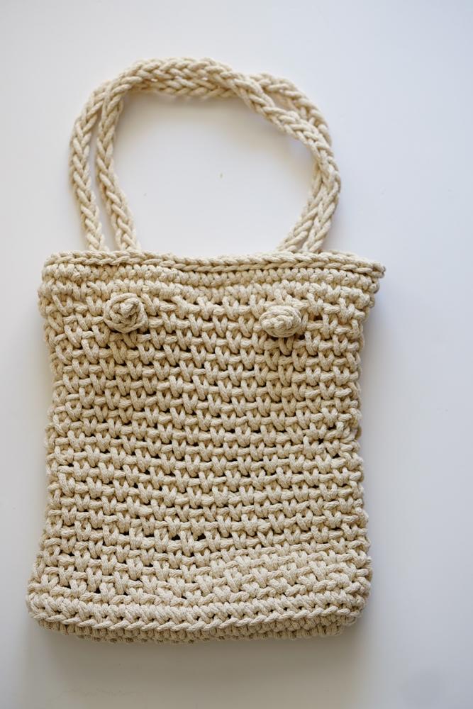 Jak zrobić torebkę na szydełku?