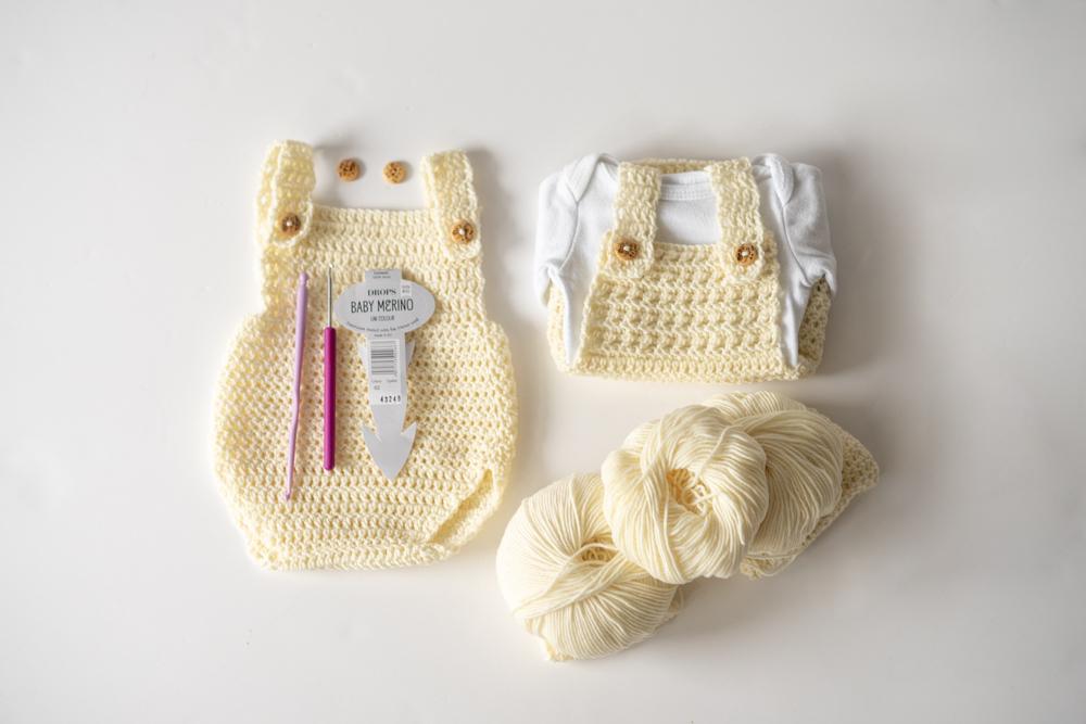 ubranka na sesje noworodkowe