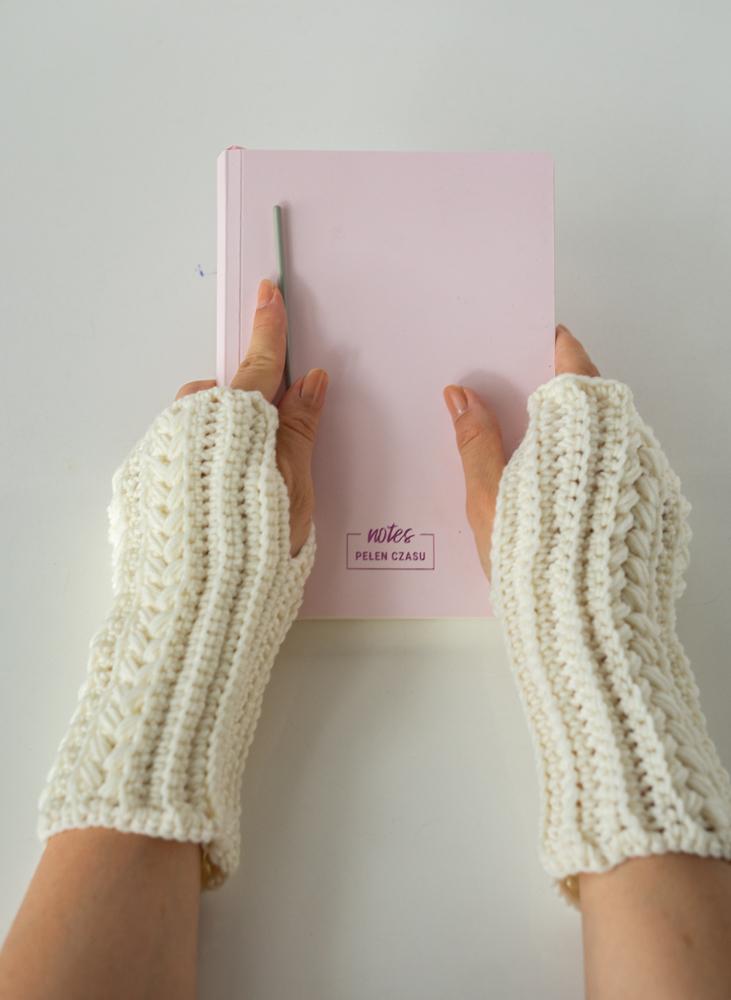 Jak zrobić proste rękawiczki na szydełku