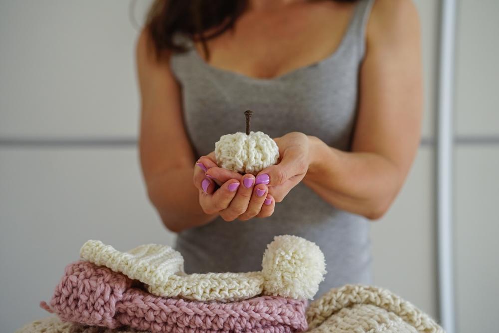 Dynia na szydełku krok po kroku jak zrobić dynię na szydełku